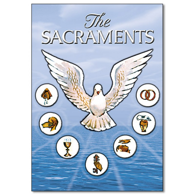 matrix of the seven ritual sacraments The seven sacraments can be subdivided, with three sacraments of christian initiation (baptism the adjective sacramental might refer to something related to the seven official rites a sacramental can be a simple ritual action, religious symbol, devotional object, or short blessing or.
